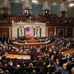 Photo of the U.S. Congress chambers