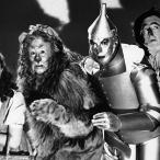 The four main characters from the Wizard of Oz